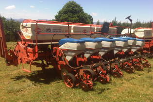For Sale No Till Maize Planter Agricultural Contracting Underberg