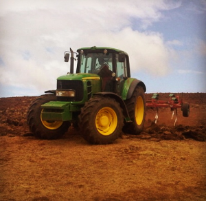 soil preparation Agricultural Contracting Underberg