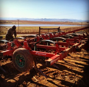 Soil Prep Ripping CLG