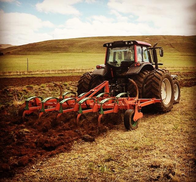 Soil preparation drak agri for Preparation of soil